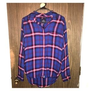 American Eagle - Ahh-Mazingly Soft Flannel